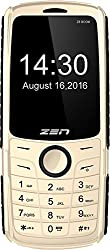 ZEN Z8 Boom Dual SIM Feature Phone (Golden)