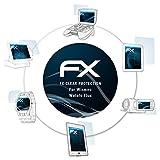 atFoliX Film Protection d'écran pour Wismec Wotofo Flux Protecteur d'écran - Set de 2 FX-Clear ultra claire Film Protecteur