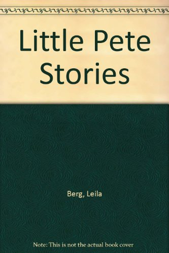 Little Pete stories