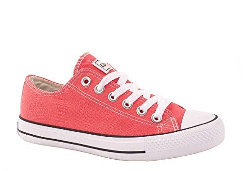elara-unisex-sneaker-bequeme-sportschuhe-fur-damen-und-herrenn-low-top-turnschuh-textil-schuhe-rouge