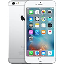 "Apple iPhone 6s Plus SIM única 4G 64GB Plata - Smartphone (14 cm (5.5""), 64 GB, 12 MP, iOS, 10, Plata)"