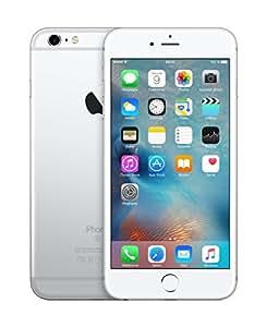 "Apple iPhone 6s Plus Single SIM 4G 64GB Silver - smartphones (14 cm (5.5""), 1920 x 1080 pixels, Flat, IPS, 1300:1, Multi-touch)"