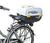 Bellelli Jet Box Katzen Transportbox Katzentransportbox Katzenbox Gepäckträgermontage, Größe:S (48 x 31 x 30 cm), Herstellernummer:BEL01KIT0025CS_BD2