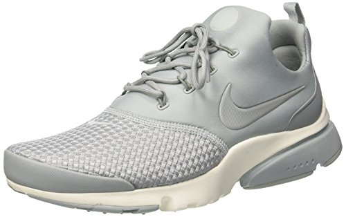 Nike Herren Presto Fly Se Gymnastikschuhe, Grün (Light Pumice/Light Pumice/Mica Green 009), 42.5 EU
