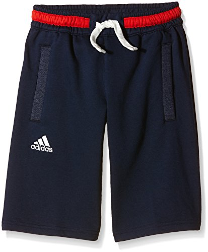 adidas Kinder Shorts All Bleus 16, Collegiate Navy/Red, 128, AI9336 Preisvergleich