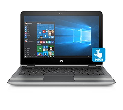 Hp Pavilion 13-u132tu X360 13.3-inch Laptop (7th Gen Core I5-7200u/4gb/1tb/windows 10 Home/integrated Graphics/pre-installed Ms Office Home And Student 2016), Natural Silver