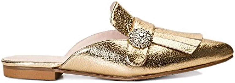 Virginia Gold  Zapatos de moda en línea Obtenga el mejor descuento de venta caliente-Descuento más grande