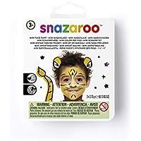 Snazaroo SZ1172080 Glitter/Powder Mini F-Paint Pirate Kit