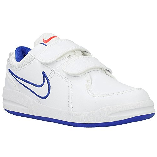 Nike - Pico 4 Psv - Couleur: Blanc-Bleu - Pointure: 33.5