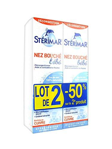 Stérimar Baby Children Blocked Nose 2 x 100ml
