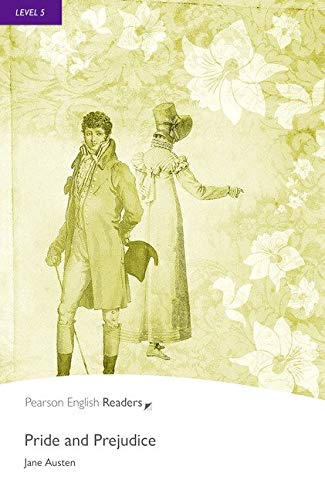 Penguin Readers 5: Pride and Prejudice Book & MP3 Pack (Pearson English Graded Readers) - 9781408276488 por Jane Austen