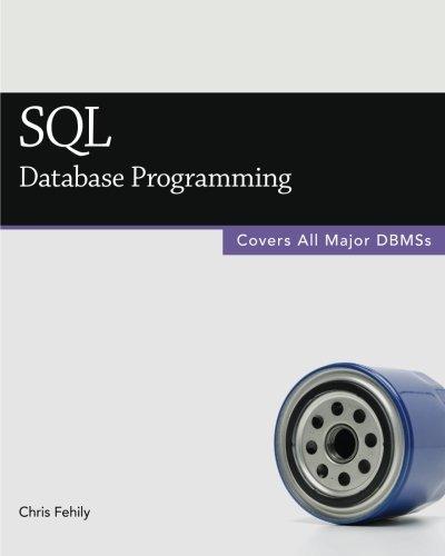 SQL (Database Programming) by Chris Fehily (2014-07-14)