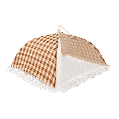 Soda Flasche Kostüm - Clara Küche Essen Regenschirm Abdeckung Picknick Barbecue Party fliegen Moskito Mesh Netz Zelt NEU