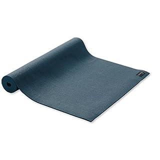 Yogamatte Studio standard Gymnastikmatte Pilates Matte blau 60cmX183cmX4,5mm