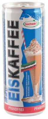 Hochwald Eiskaffee Dose 250ml 24 x 250 ml