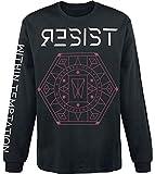 Photo de Within Temptation Resist T-Shirt Manches Longues Noir par Within Temptation