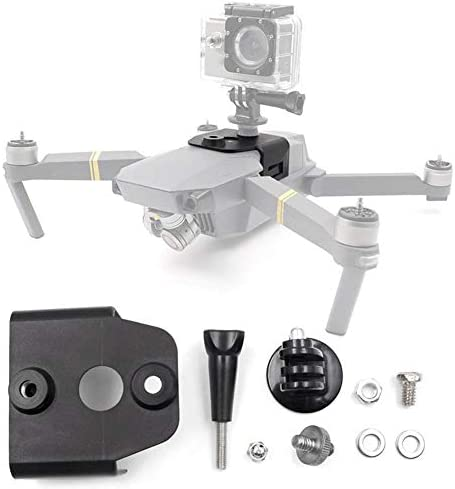 Yunt Support Gimbal Haut Support Fixe, Support Caméra Support Fixation Top Gimbal Haut pour DJI Mavic Pro Platinum | Sortie