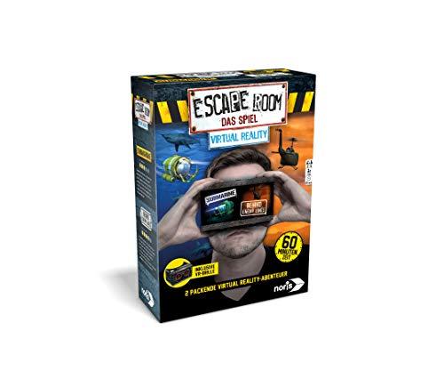 Noris - Escape Room Erweiterung Virtual Reality - inklusive VR-Brille - eigenständig spielbar - ab 14 Jahren