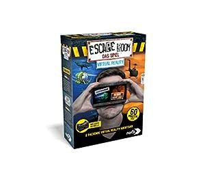 Noris Spiele 606101666Escape Room Virtual Reality Incluye Gafas