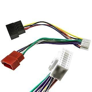 Adapter Universe Alpine CDM DIN ISO Car Radio Cable Connector CDA CDE RM R RB E Ri Flex