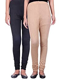 Belmarsh Warm Leggings - Pack of 2 (Black_Skin)