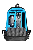 Backpack for Parrot Anafi and Skycontroller 3 - by MC-CASES - made in Germany