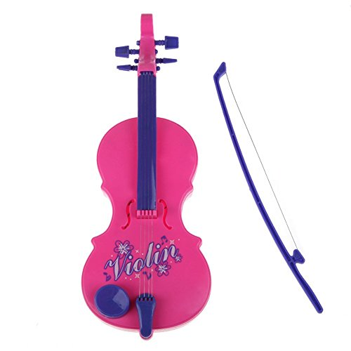 SODIAL(R) Kinder Kind Geige Spielzeug Musikspielzeug