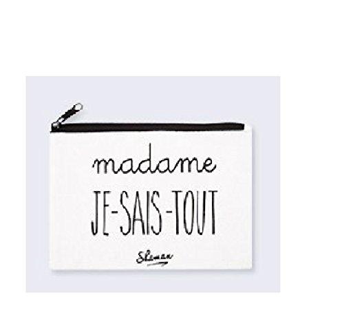 """Astuccio per trucco """"Madame JE-SAIS-TOUT"""", 20 x 12 cm"""