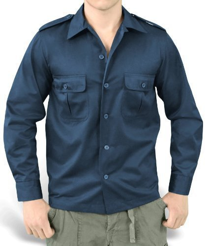 surplus-shirt-us-hemd-1-1-arm-grosse-s-farbe-navy