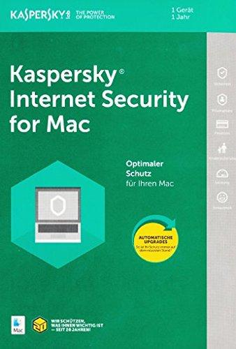 Kaspersky Internet Security für Apple Mac Software