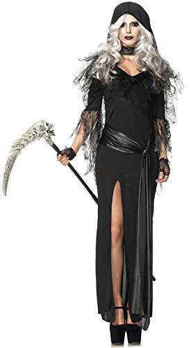 MTSBW Halloween-Friedhof Ghost Skeleton Kostüm Lady Horror Im -