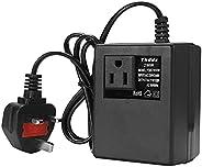 Intelligent Efficient Household 200W AC 220V Step Down Transformer Voltage Converter Travel Power Adapter