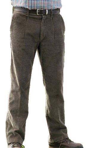 Champion Pantalon-plissé-Basic-Homme Camel