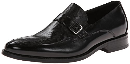 Stacy Adams Men's Fontaine Slip-On Loafer,Black,12 M US