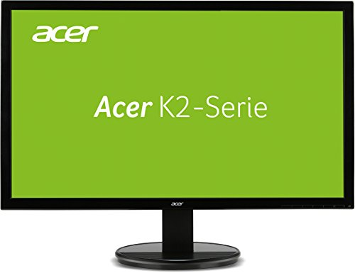 Acer K222HQLbid 21.5 inch Monitor (Wide, 5 ms, 100M:1, ACM 200 nits, LED)