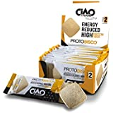 Biscuits protéinés Low Carb Protobisco LC Amande 50g (2X25 GR.) - SP505 - Special offer - 10 packs