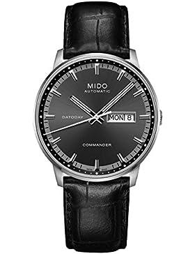 Mido Herren-Armbanduhr COMMANDER