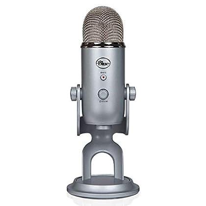 Blue Microphones Yeti - Micrófono para ordenado...