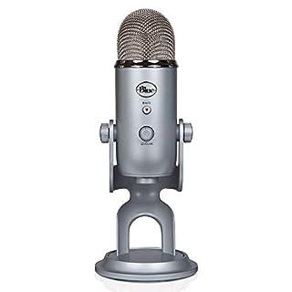 Blue Microphones Yeti USB Mikrofon, Silber (B002VA464S) | Amazon Products