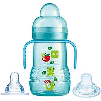 Slow Flow 130 Ml Selling Well All Over The World 12 X Mam Easy Start Self Sterilising Anti-colic Bottles