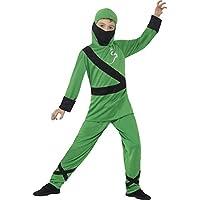 Smiffy 's 21077l disfraz de ninja Assassin' s (Tamaño Mediano)