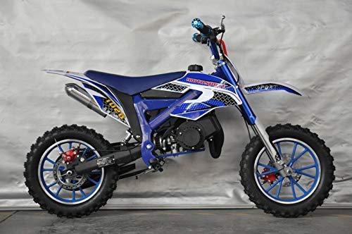 Zoom IMG-2 mini pitbike con motore 49