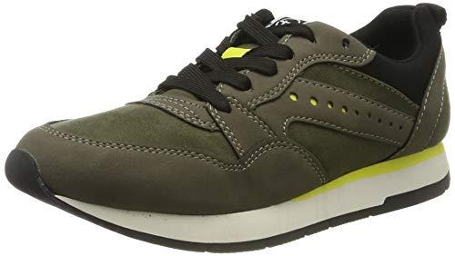 Tamaris Damen 1-1-23604-23 Sneaker, Grün (Olive Comb 761), 38 EU