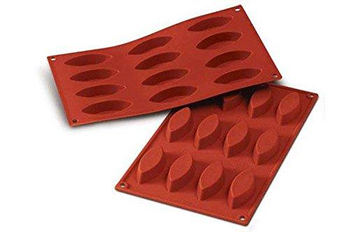 Silikomart - Stampo in silicone, Barchetta media