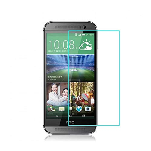 YAHOA Bildschirmschutz for Desire 310 D320 620 626 816 820 826 Dual SIM Tempered Glass Film 9H Protective Screen Protector with Clean Tools for HTC 310 Htc Hero Screen Protector