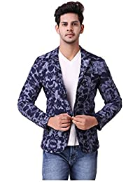amazon in blue suits blazers men clothing accessories