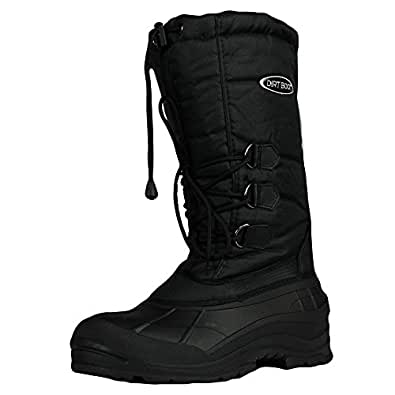 Dirt Boot THERMAL WELLINGTON WINTER FISHING SNOW MUCK BOOT (Mens size 6 (40))