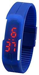 LegendDeal Blue Digital Casual Watch for Boys and Girls