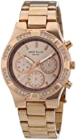 Mike Ellis New York Women's Quartz Watch L2698ARM L2698ARM with Metal Strap