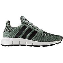 af7dd982f3 Amazon.es  zapatillas adidas swift run - Verde